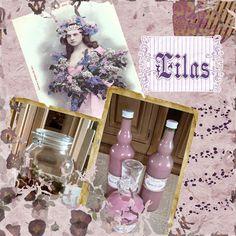 Liqueur de lilas