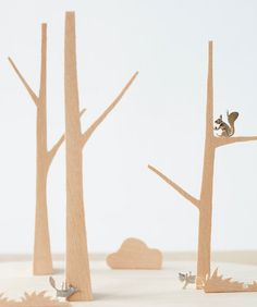 I like this kind of photoart. Creating your own miniature scenery. This one is really simple but still nice.