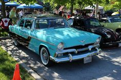 1955 Plymouth Belvedere 2 door
