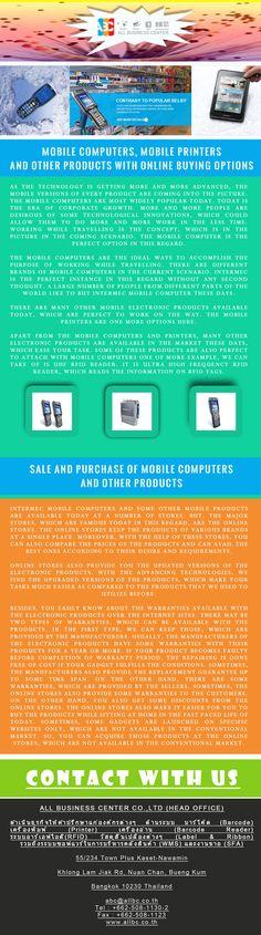 AllBC, who supply mobile receipt printer, mobile printer,mini printer, thermal printer, receipt printer, Intermec Mobile Printer PR3  etc.