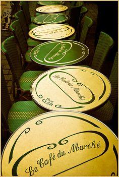 Le Cafe du Marche 38 rue Cler75007 Paris