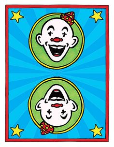 LeGrande Circus & Sideshow Tarot published by U.S. Games Systems