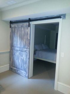 Custom Pine Barn Doors Add A Great Look To Any Room. Available In Custom  Sizes And Finishes. Www.europeanantiquepine.com | Barn Doors | Pinterest |  Barn ...