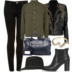 """Untitled #1750"" by style-by-rachel on Polyvore"