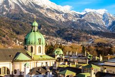 Explore Austria: Things To Do In Innsbruck Stuff To Do, Things To Do, Innsbruck, Short Trip, Austria, Taj Mahal, Explore, Mansions, House Styles