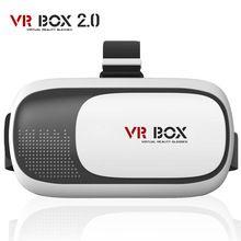 af77f28ef66b VR BOX 2.0 Headset 3D VR Glasses Google Cardboard Virtual Reality Glasses  VR BOX Mini For 4.5″-6.0″ Smartphone