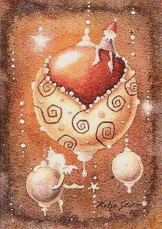 . Illustration Art, Art Illustrations, Birthday Cake, Christmas, Dwarf, Xmas, Birthday Cakes, Navidad, Noel