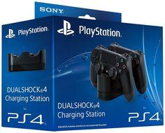 PS4 DualShock 4 station de rechargement