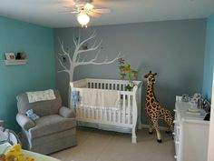 My baby boys room!