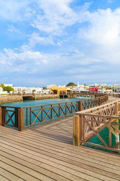 Marina Rubica in Playa Blanca, Lanzarote. #lanzarote #canaryislands