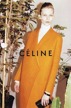 Celine by Juergen Teller