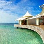 The Maldives.....