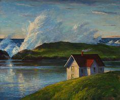 Mark Beck, Water