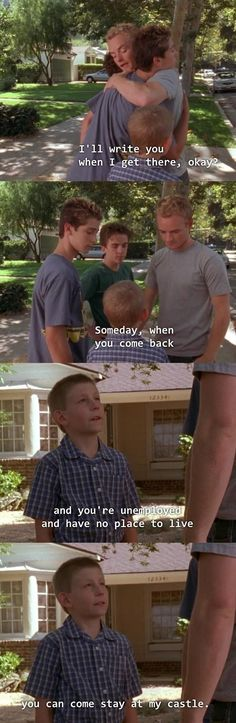 "Remember your family. | 46 Essential Life Lessons ""Malcolm In The Middle"" Taught You"