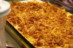 This 5 ingredient crack potatoes casserole got it's name because it's so mouthwateringly addictive!