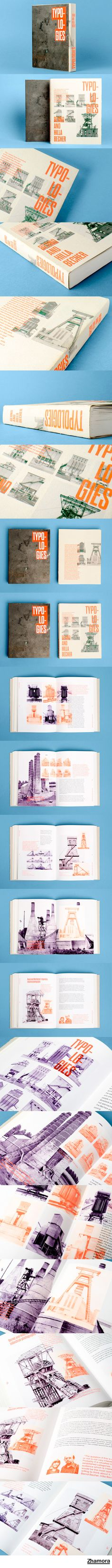 Typologies - Bernd and Hilla Becher - Zhamora #layout #editorialdesign #printdesign #diseño #graphicdesign #editorial #zhamora