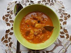 Dobrou chuť: Zelňačka aneb kapustnica Thai Red Curry, Ethnic Recipes, Food, Essen, Meals, Yemek, Eten