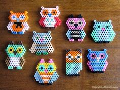 Perler beads by lorie