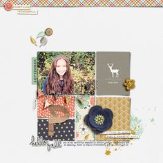 Amber LaBau Designs Golden Sara Gleason Monkshood Template