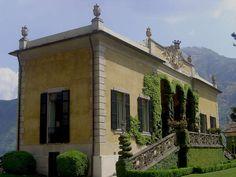 Italian Villas: Villa del Balbianello, Lenno, Lago di Como, Lombardia, Italy