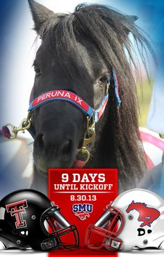 9 days until the Mustangs kickoff their pursuit of an American Athletic Conference Championship! #PonyUp