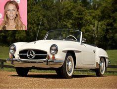 Sheryl Crow's 1959 Mercedes  $130,000