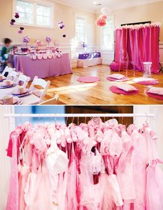 dress up party!!! I would love to own a space for tea, dress up & spa parties!! #ONEday