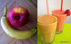 Skvělý je i zázvor. Nutribullet, Smoothies, Pudding, Apple, Fruit, Drinks, Desserts, Food, Smoothie
