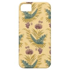 Vintage Wallpaper iPhone 5 Cover