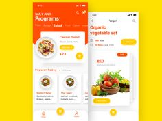Fast food order & delivery - Delivery Food - Ideas of Delivery Food - Fast food order & delivery app ui design Wireframe Design, App Ui Design, Flat Design, Delivery App, Delivery Food, Card Ui, Vegan Fast Food, Mobile Ui Design, How To Cook Chicken
