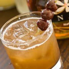 Vanilla Bourbon Recipe