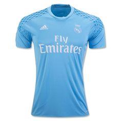 Camiseta Real Madrid Portero Primera 2016-17 Nueva Camiseta Real Madrid 9ccfa9ba54fbb