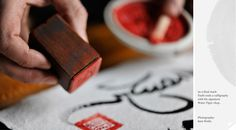 Tashi mannox caligrafía tibetana