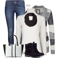 MANGO Turtleneck cotton-blend sweater