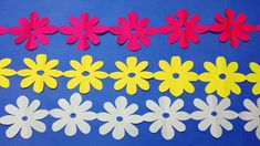 Youtube christmas ornaments pinterest paper cutting flower paper cutting decoration how to simple paper cutting flowers chain paper cutting flower designs mightylinksfo