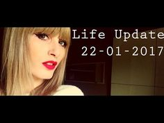 MichelaIsMyName: Life Update in Real Time - 22-01-2017 | MICHELA is...