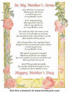 My Mom My Friend Poem 66