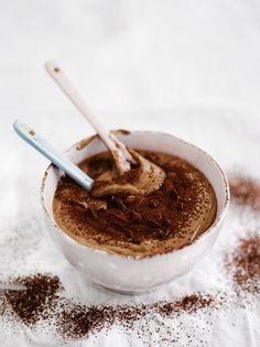 Resepti: Samettinen suklaamousse