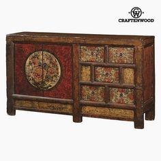 Sivupöytä Jalava (144 x 40 x 86 cm) - Paradise Kokoelma by Craftenwood