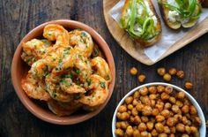 Tapas Recipes (garlic shrimp)