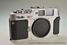 ** MINT ** Rollei 35 RF Rangefinder Film Camera  #Rollei