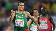 Paralimpiadi, 1500: l'algerino Baka più veloce dell'olimpionico Centrowitz