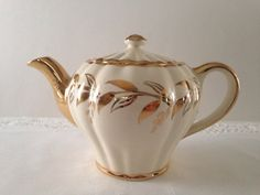 Etsy の Vintage Sudlow's Teapot by TheEclecticAvenue