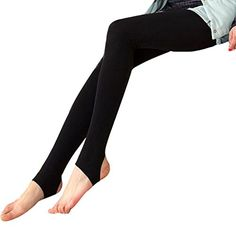 ABC Women Primer Autumn And Winter Warming Stovepipe Pants Black *** To view further for this item, visit the image link.