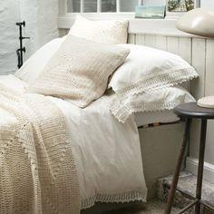 Toast Bedroom: Layering Bed Linen: Decorating Ideas: Interiors