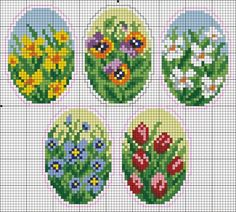 EMBROIDERY – CROSS-STITCH / BO