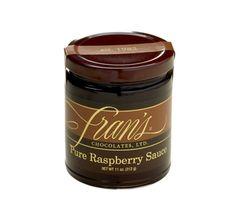 Fran's Pure Raspberry Sauce