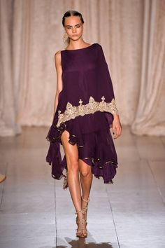 Marchesa Spring 2013 Ready-to-Wear Collection  This dress seems to be  inspired fa7f9b17f6