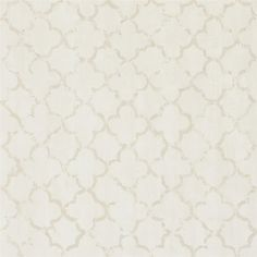 chinese trellis - pearl wallpaper | Designers Guild