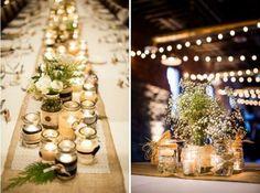 #decoración #bodas #tarros #cristal #reciclaje